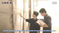 越南莲亚(LIEN'A)纯天然乳胶床垫生产过程