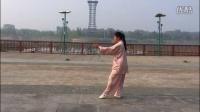 刘秀芝28势传统杨式太极拳背向演练