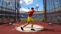 【斑条豌豆】伦敦2012奥运会 看我跳高超神啊哈