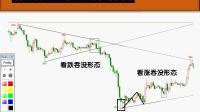 K线宝典第二讲 K线转折信号 K线基础形态识别 现货白银原油铜投资 炒股技术分析