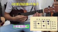 老工匠乐器尤克里里零基础入门教学(第一课)认识音阶