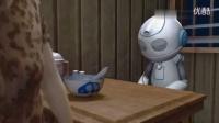 机器人与老奶奶 创意动画