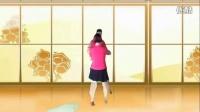 (出人土地)双人舞正背面演示小霞广场舞