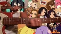 【电吉他】Watashi wa Watashi no Michi wo Iku - K-ON!