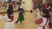 344 Indian Dancing