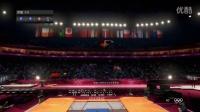 【斑条豌豆】伦敦2012奥运会 蹦床很完美哈