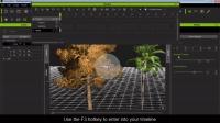 视频速报:iClone 6 Tutorial - SpeedTree Basics-www.nbitc.com,慧之家