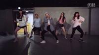 【曳舞青春网】韩国现代舞-New Flame - Chris Brown ft. Usher, Rick Ross ⁄ J