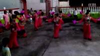 贵溪市叶家塘菜场姐妹舞蹈队《祝寿歌》变队行,杨秀英领队广场舞