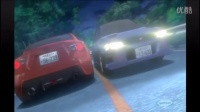 Clip from the ending stage of InitialD