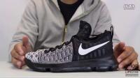 Nike KD 9 Oreo KD9 奥利奥 实物细节近赏