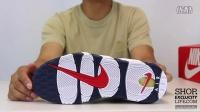 Nike Air More Uptempo -Olympics- 大 AIR 实物细节近赏