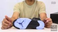 Air Jordan 5 Retro BG -Metallic AJ5 黑银 实物细节赏析