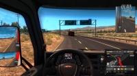 比利《美国卡车模拟》02 画面有点卡请谅解~