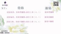 自学韩式半永久教学视频-本色纹绣半永久配色讲解视频
