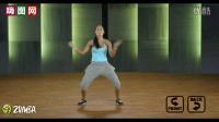 zumba健身舞健身操尊巴舞减肥舞尊巴舞蹈教学视频52