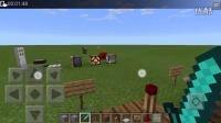 MinecraftPE红石从0开始教程二 基本逻辑电路的门