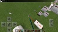 MinecraftPE红石从0教程三 延时与传输