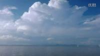 延时摄影 - 清晨的云