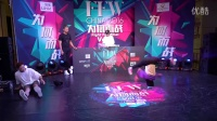 【FFW】街舞大赛Breaking1v1 8进4 第四组