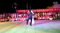 天津李铁老师和小妹老师在嘉悦舞蹈俱乐部成立五周年庆典上表演吉特巴