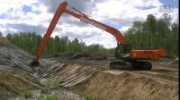 日立Zaxis 330LC-5G长臀挖掘机
