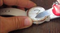 佳明vivomove智能手表镜面硬度测试