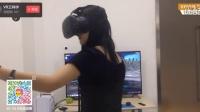 vr虚拟现实直播:看妹子hover junkers全球对战打倒菲律宾香蕉仔