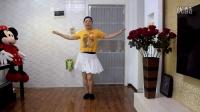 广州美丽依旧舞蹈课堂时尚恰恰之五正面演示