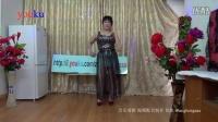 zhanghongaaa 广场舞 帝女花 40步四方舞精彩展示教学版 原创