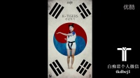 这样的韩国虎队你还喜欢吗-关注微信跆拳道白痴