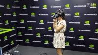 ChinaJoy2016-英伟达展示最新卡皇和VR体验