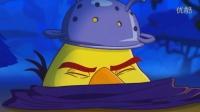 愤怒的小鸡-动画卡通短片-三季-野外露营-深夜惶恐