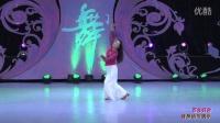 郭秀珍广场舞《百年好合》背面展示