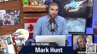 Mark Hunt 吐槽 Brock & UFC