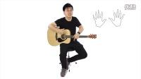 【柠檬音乐课】吉他入门教学第三课——认识左右手的名称及爬格子练习