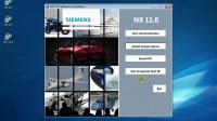 西门子NX11软件-NX11下载-UGNX11安装视频教程