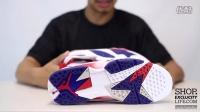 Air Jordan 7 Retro -Olympic Alternate- AJ7 奥运 实物细节近赏