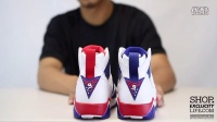 Air Jordan 7 Retro BG -Olympic Alternate-  AJ7 奥运 实物细节近赏