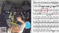 凯文先生《灌篮高手》主题曲架子鼓教学爵士鼓自学第一课
