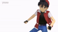 【新之助-MMD】神奇宝贝Pokemon小赤的热舞【口袋妖怪】