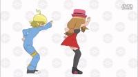 【新之助-MMD】神奇宝贝Pokemon小智和他卡洛斯的后宫【口袋妖怪】