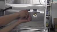龙8步进式开水器立式机安装说明