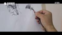 王朋飞速写-人体结构的理解26