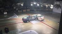 吉利帝豪GL首次公开车对车垂直碰撞试验
