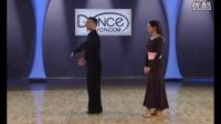 国标舞-维也纳华尔兹(维克多冯&安娜)教程6.碎步右转-配音reasonfinder_标清