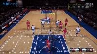 【布鲁】NBA2K16生涯模式:全明星赛爆砍30+20+20!加冕全明星赛MVP