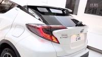 丰田 Toyota C-HR 外媒最新全角度评测介绍