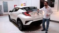2016 丰田 Toyota C-HR 外媒最新评测之三