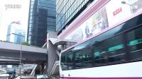 【雅仕维香港】金钟 – 海富中心墙贴广告 (位置W)